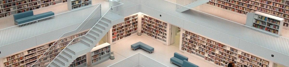 Buchhandlungen, Bibliotheken, Büchereien, Buchhändler